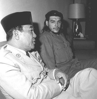 Bung Karno & Che Guevara